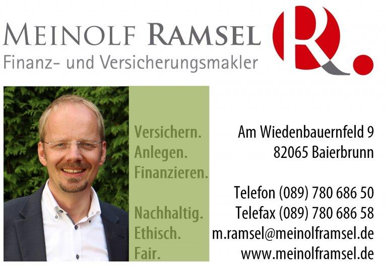 Meinolf Ramsel Finanz und Versicherungsmakler