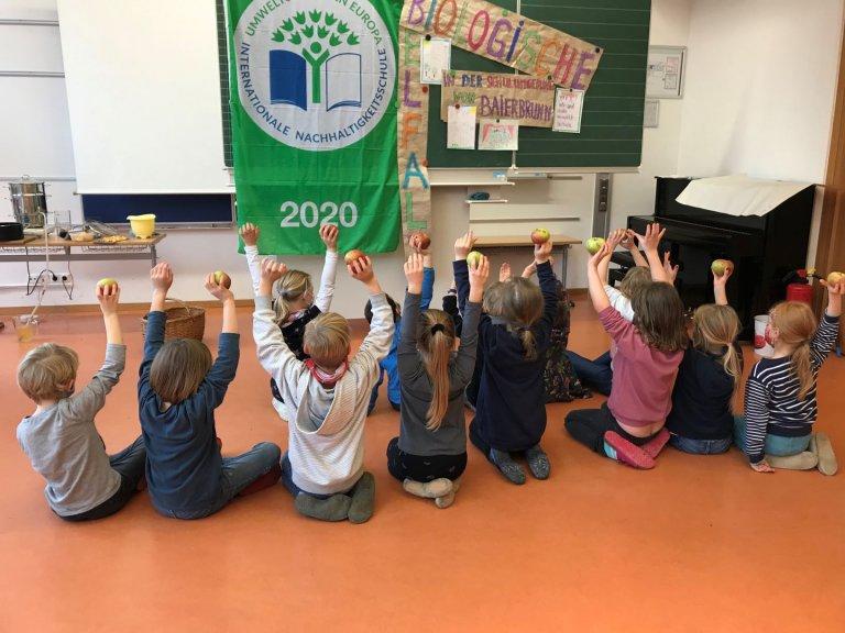 Umweltschule 2020 - 2